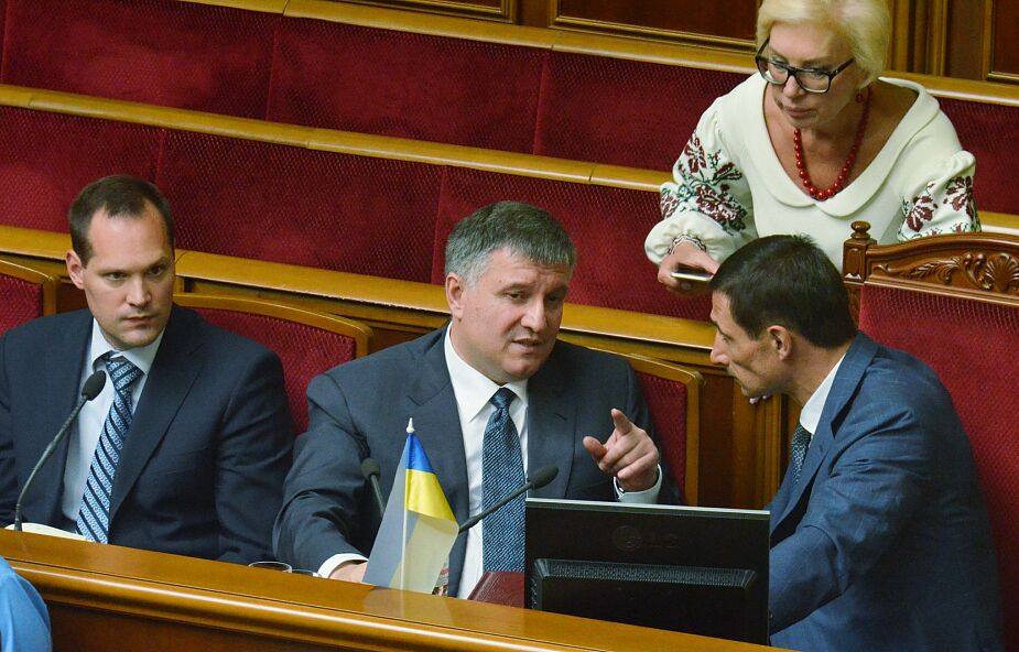 """""""Wściekły pies znowu jest u naszych bram"""". Szef MSW Ukrainy wzywa do jednoczenia się"""