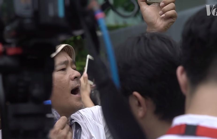 Prodemokratyczni działacze skazani za protesty w Hong Kongu