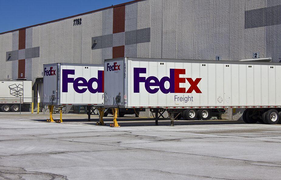 USA: strzelanina w placówce FedEx w Indianapolis, sprawca popełnił samobójstwo