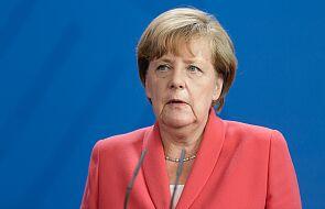 Kanclerz Angela Merkel zaszczepiona AstraZenecą