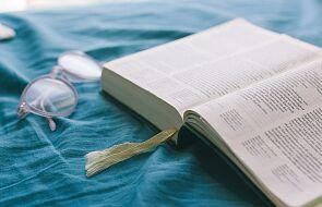 Nie byłam zagorzałą czytelniczką Biblii