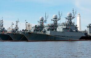 Rosja: grupa jednostek Flotylli Kaspijskiej przepłynęła na Morze Czarne