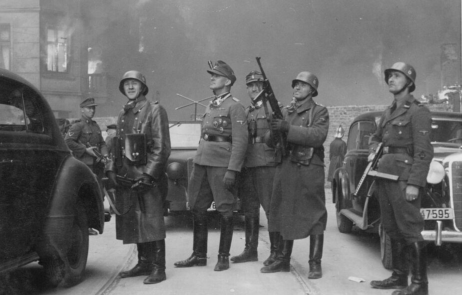 78 lat temu w warszawskim getcie Żydzi chwycili za broń