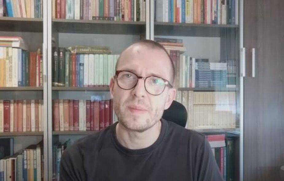 Aleksander Bańka: jak duchowo iść przez czas pandemii, żeby się w niej nie zagubić?