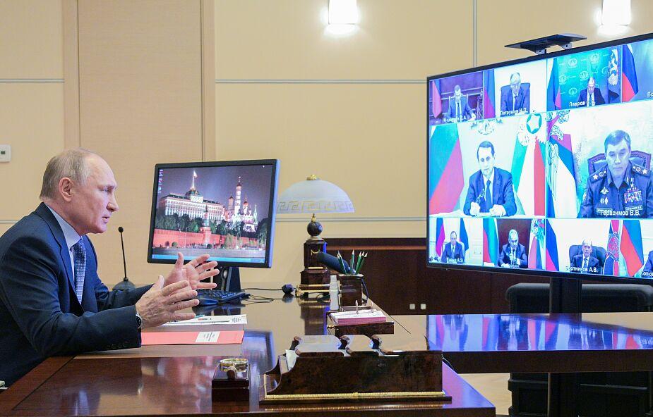 Rzecznik Kremla: prezydent Rosji nie kontroluje stanu Aleksieja Nawalnego