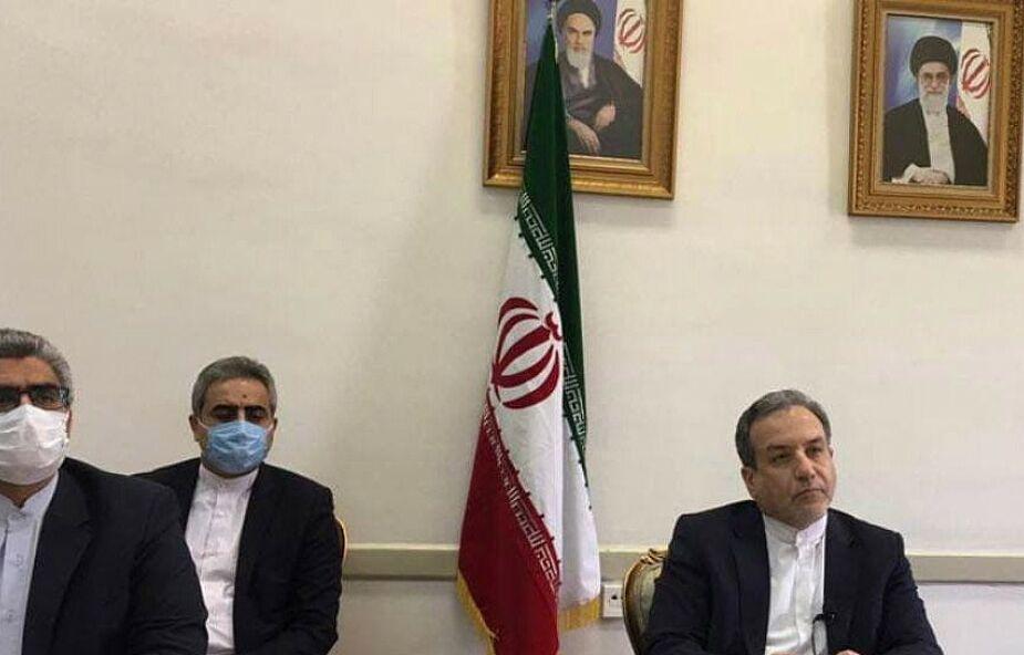Iran i USA będą prowadzić pośrednie rozmowy w Wiedniu w celu ożywienia układu nuklearnego