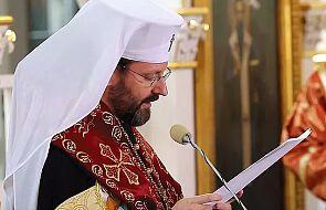 Ukraina: abp Swiatosław Szewczuk wezwał diasporę do modlitw za swą ojczyznę