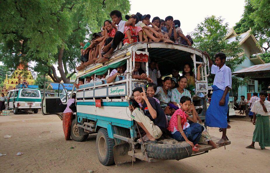Dla uchodźców z Mjanmy nie ma miejsca w Tajlandii