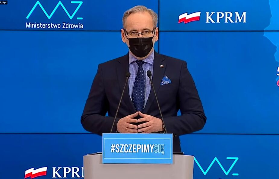 Minister Zdrowia podał nowe informacje dot. obostrzeń