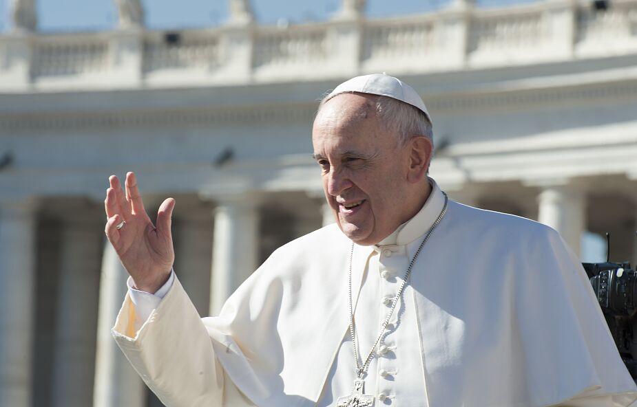 Papież zamierza odwiedzić Liban