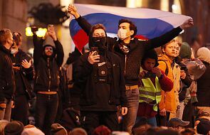 Rosja: setki zatrzymanych na demonstracjach w obronie Nawalnego