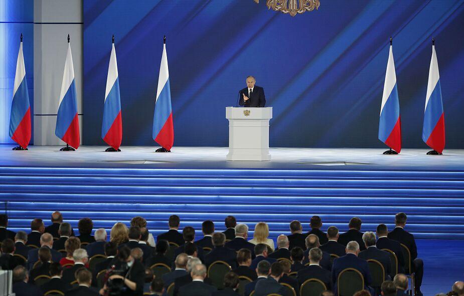 Władimir Putin ostrzega: będziecie żałować tak, jak już dawno nie żałowaliście