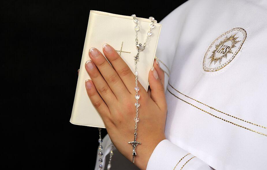 Diecezja legnicka wydała komunikat ws. organizacji uroczystości Pierwszych Komunii Świętych