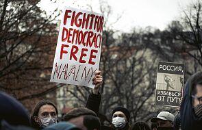 Protesty w Rosji jeszcze się nie zaczęły a już są pierwsi aresztowani
