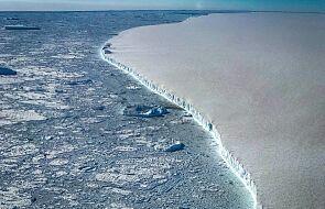 Jedna z największych gór lodowych Antarktydy zniknęła w wodach Atlantyku