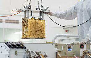 Po raz pierwszy w historii wyprodukowaliśmy tlen na Marsie