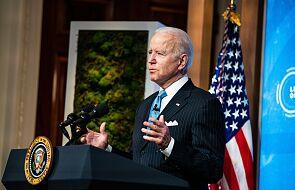 Prezydent Biden na szczycie klimatycznym wzywa kraje do współpracy w przejściu na czystą energię