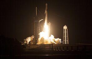 Kapsuła Crew Dragon dotarła do Międzynarodowej Stacji Kosmicznej
