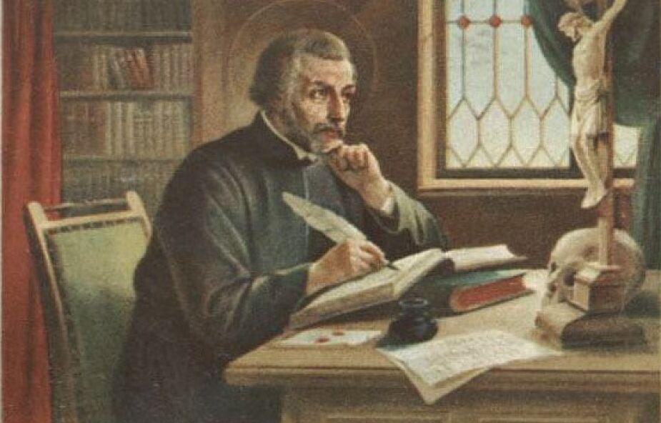 Św. Piotr Kanizjusz SJ – apostoł Niemiec