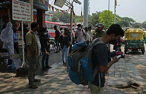 """""""Absolutne szaleństwo"""" w Indiach. Trwa eksodus najbogatszych"""