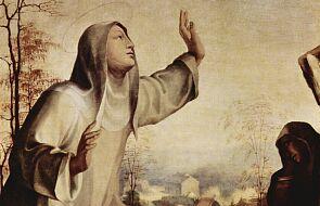 Nigdy nie nauczyła się biegle pisać, więc listy w imieniu Chrystusa dyktowała