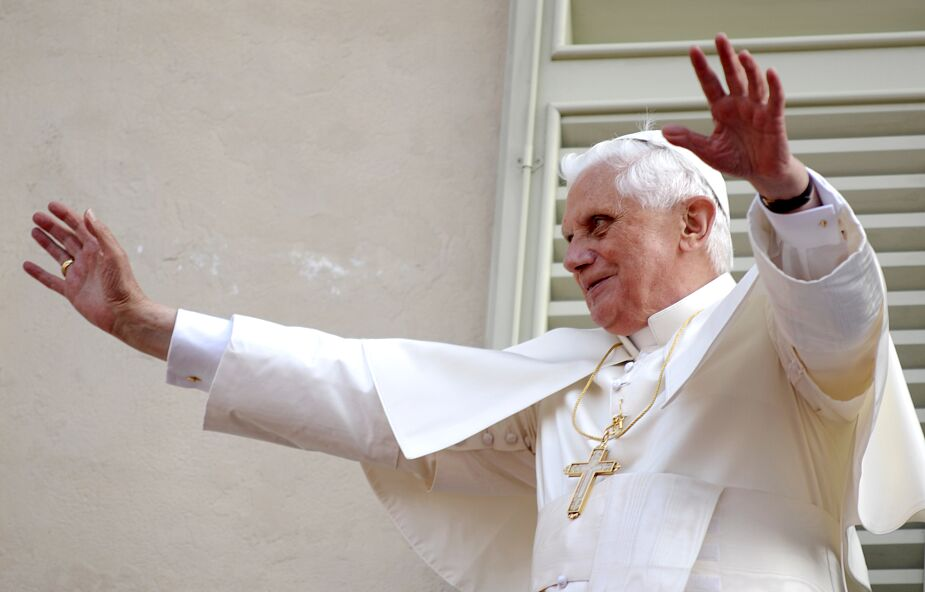 Benedykt XVI przesłał krótki list do wiernych Anglii i Walii