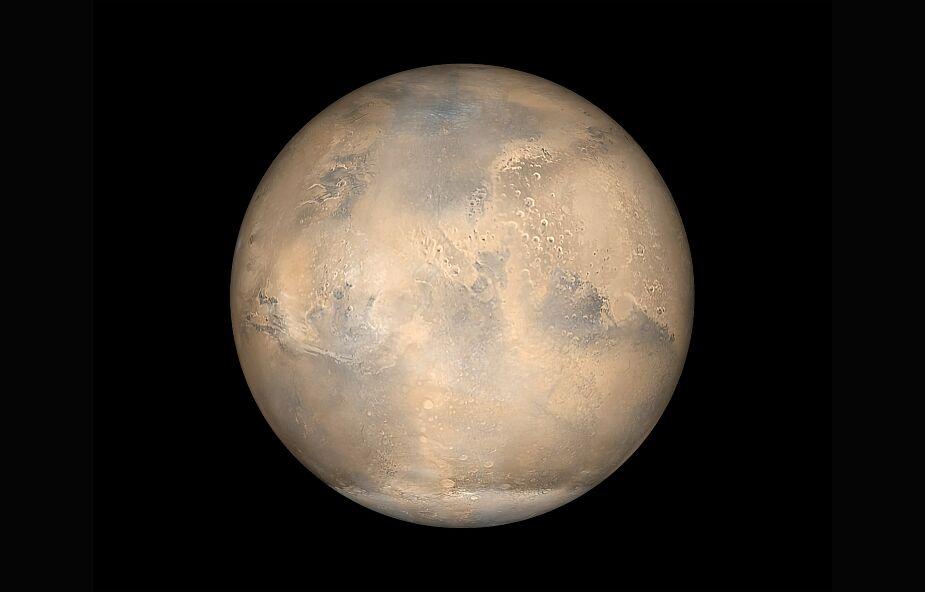 Zdaniem naukowców Mars ma niezbędne składniki by istniało na nim życie