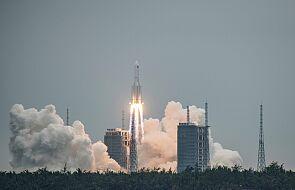 Chiny rozpoczęły budowę stacji kosmicznej. Umieściły pierwszy moduł na orbicie