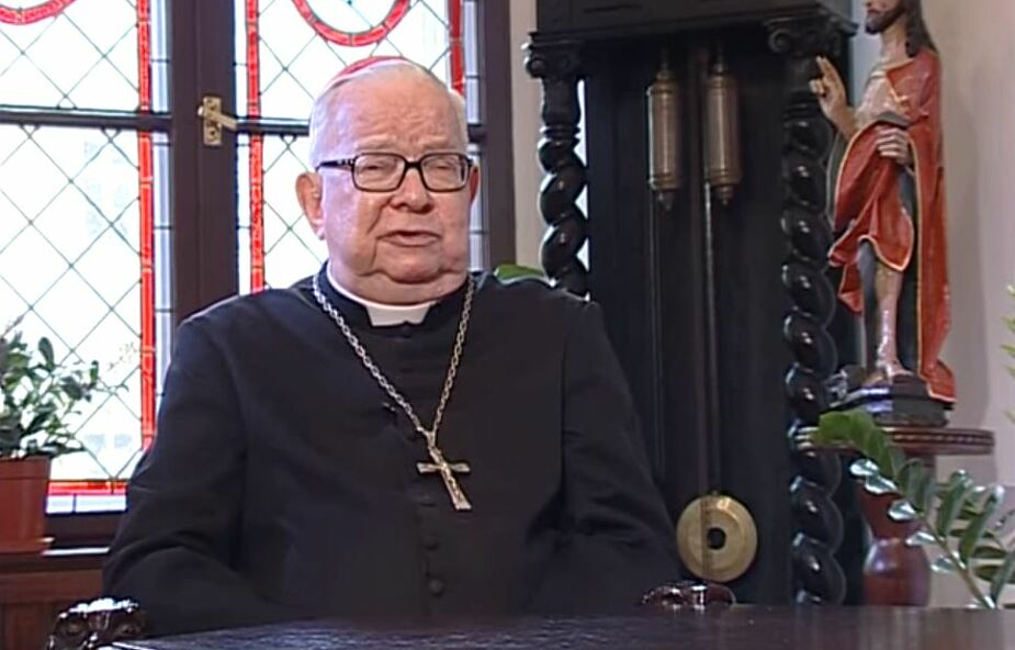 """Darowizna """"za kardynała Gulbinowicza"""" trafiła do Fundacji Świętego Józefa"""