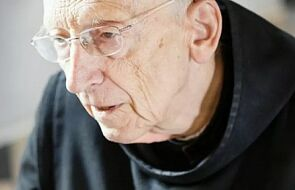 Leon Knabit OSB: Sama modlitwa to za mało, sama praca za mało