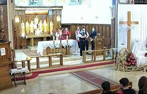 Policja przerwała nabożeństwo w polskim kościele w Londynie