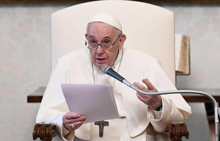 Papież o skutkach pandemii: zniweczyła nasze plany, trzeba słuchać Ducha
