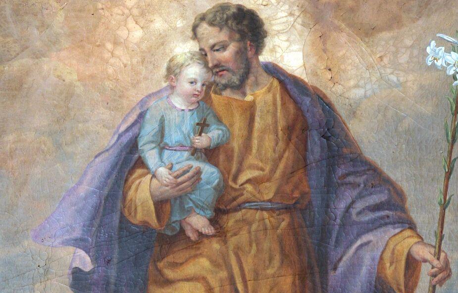 Św. Józef – z nim Chrystus stał się człowiekiem