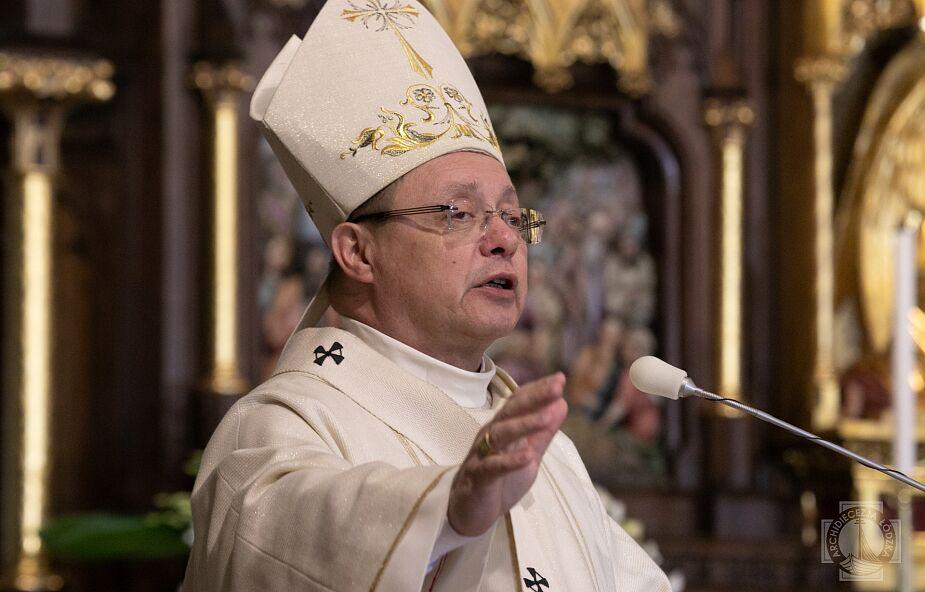 Abp Grzegorz Ryś: wierzycie, że Jezus w nas zmartwychwstaje?