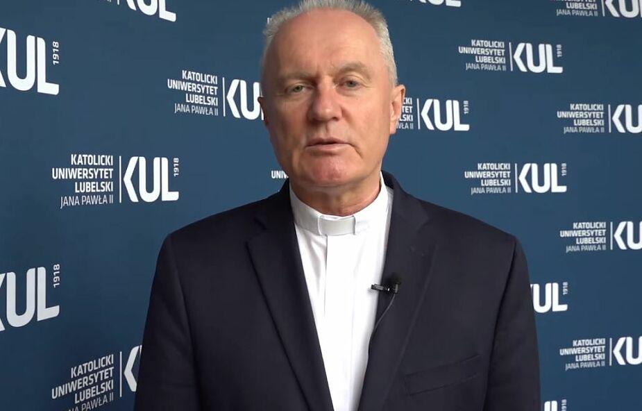 Rektor KUL: ze śmierci rodzi się zmartwychwstanie do pełni życia