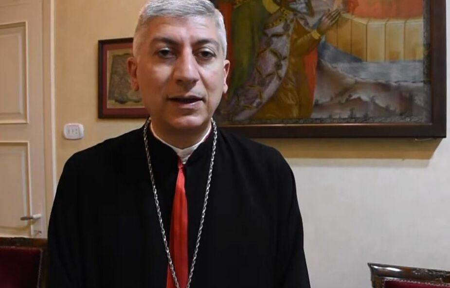 Syryjski arcybiskup: czujemy się totalnie opuszczeni przez wspólnotę międzynarodową