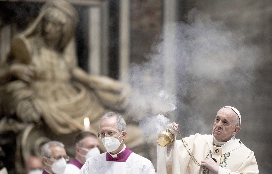 Papież: znaleźć Chrystusa oznacza odkryć pokój serca