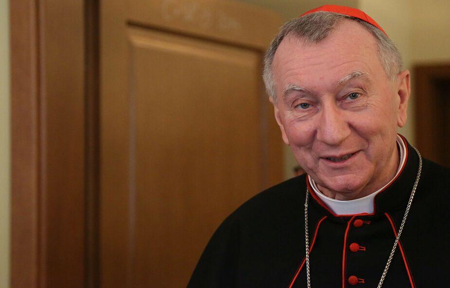 Kardynał Parolin: to nie tylko utrata wiary, to także utrata rozumu