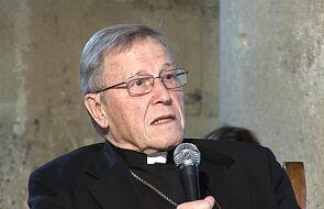 Kard. Kasper: Hans Küng pojednał się z Kościołem