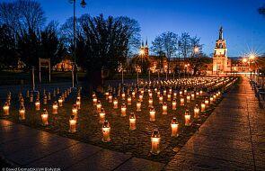 Białystok. 363 znicze w hołdzie zmarłym na covid