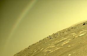 Niezwykłe zjawisko na zdjęciu z Marsa? Oto co zarejestrowały kamery łazika