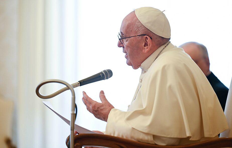 """Papież napiętnował wyzysk ubogich i """"dług ekologiczny"""". Przesłanie do Banku Światowego"""