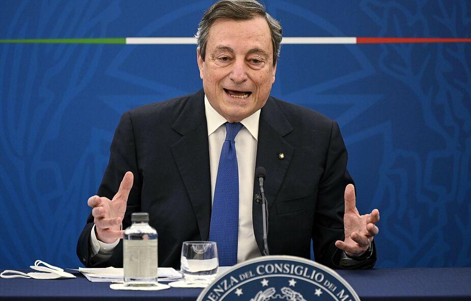 Premier Włoch: jakie sumienie mają ci ludzie - przestańcie ich szczepić