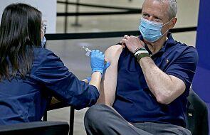 """""""Washington Post"""" o """"dodatkowych zgonach"""" w trakcie pandemii"""