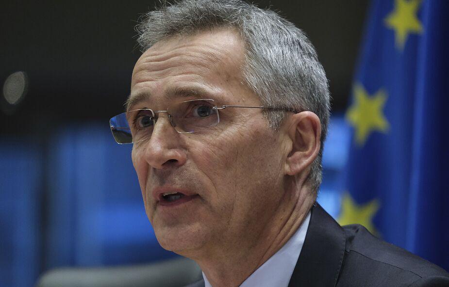 Szef NATO składa kondolencje po śmierci księcia Filipa