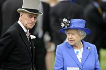 Książę Filip - 73 lata u boku Elżbiety II