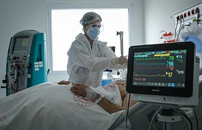 Ministerstwo Zdrowia: 6469 nowych zakażeń; zmarło 423 chorych