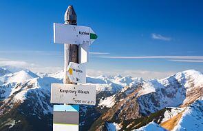 W Tatrach seria wypadków turystycznych; ewakuacja na Rysach