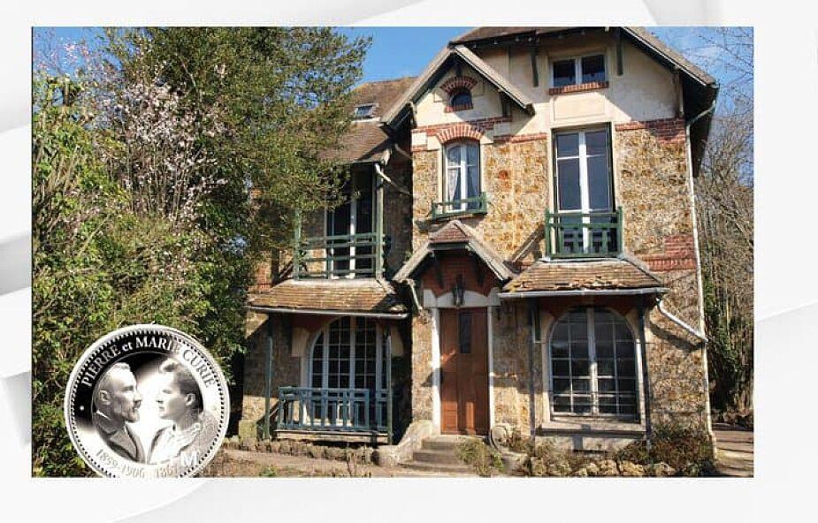 Dom Marii Skłodowskiej-Curie wystawiony na sprzedaż