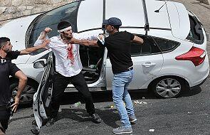W Izraelu narastają starcia Palestyńczyków z policją